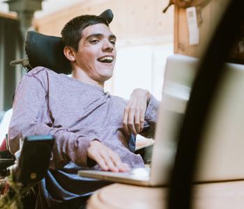 Les nouvelles technologies améliorent Internet pour les personnes handicapées