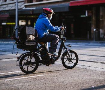 electric bike thumb
