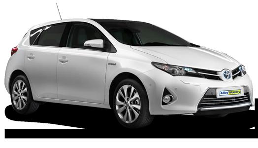 medium adapted car