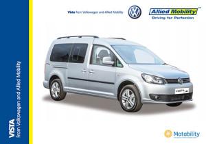 Volkswagen Vista Mobility CarmPV