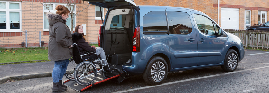 Wheelchair Accessible Vehicles, Wheelchair Adapted Cars For Sale ...