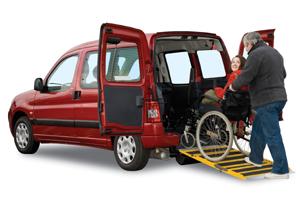 Horizon wheelchair full