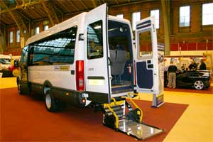 New Flat Floor Iveco Launched