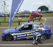 Aaron Morgan Speedway GP and Wheelchair Access