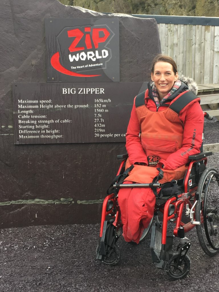 Reaching for the Skies with Helen Dolphin - Allied Mobility