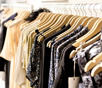 Fashion Clothes Rack 1