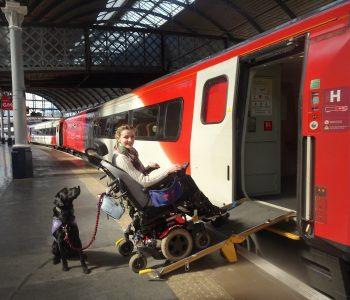Kate Spencer Train