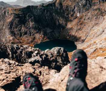 wales feet mountain