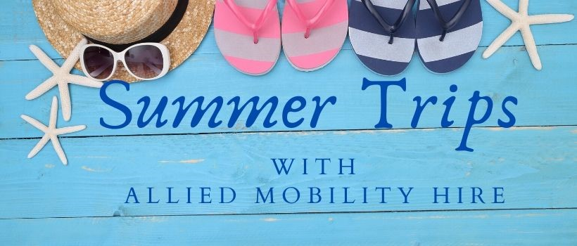 Summer Lovin' with Allied Mobility Hire