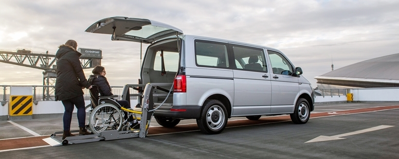 Cashback on Your Wheelchair Accessible Vehicle